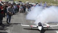 Vecihi Hürkuş Planör Uçuş Parkı açıldı