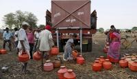 Hindistan öldürücü kuraklıkla boğuşuyor