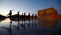 Fotoğraf sanatçıları Anıtkabirde buluştu