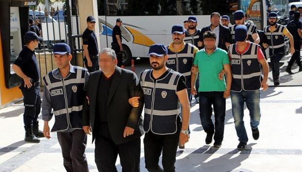 IŞİD Operasyonlarında Gözaltına Alınan 13 Kişi Serbest 55