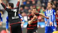 Leverkusen Devler Ligini garantiledi
