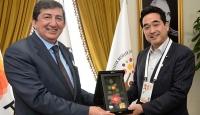 Japonya EXPO Antalyanın tecrübesinden yararlanacak