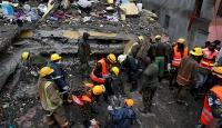Kenyada çöken binada ölü sayısı artıyor