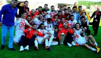 Kastamonuspor 1966 şampiyonluk kupasını aldı