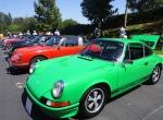 Beverly Hillsten klasik otomobil şovu