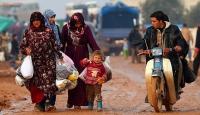 Suriye krizinin en büyük yükünü Türkiye taşıyor