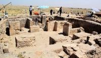 Harranda 900 yıllık şadırvana ait izler bulundu