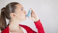 Dünyada 300 milyon astım hastası var