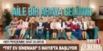 """""""TRT Ev Sineması"""" 5 Mayıs'ta başlıyor"""
