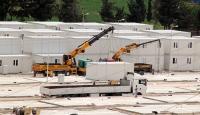 Bayırbucak Türkmenleri için konteyner kent kuruluyor