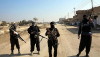 DAİŞ Suriyedeki Şaar gaz sahasını ele geçirdi