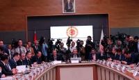 Anayasa Komisyonunda yine kavga çıktı
