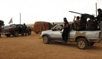 DAİŞ militanlarını Sirteye sevk ediyor