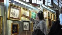 Hat ve Tezhibin Ahengi sergisi açıldı