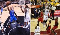 NBAde play-off maçlarında kazananlar