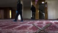 PKKlılar camiyi silah atölyesi olarak kullanmış