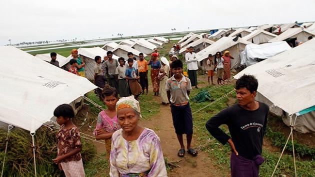 arakanlı müslüman kampı ile ilgili görsel sonucu