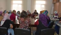 Devletten terör mağduru kadınlara destek