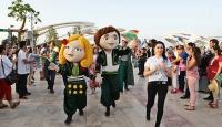 EXPO 2016 Antalyada çocuklar için renkli aktiviteler