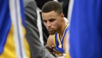 Warriorsda Curry üçüncü maçta oynayabilir
