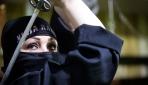 İranın Ninja kadınları