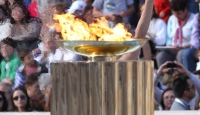 Olimpiyat meşalesi Brezilyada