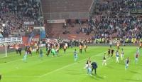 Trabzonsporun cezası belli oldu
