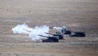Suriyedeki DAİŞ mevzileri vuruldu