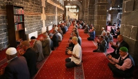 Sur Ulu Camide Miraç Kandili programı düzenlendi