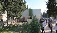 Suriyeden Kilise 2 roket mermisi atıldı