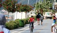 Marmaris bisiklet kenti oldu
