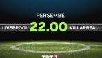 Liverpool-Villarreal karşılaşması
