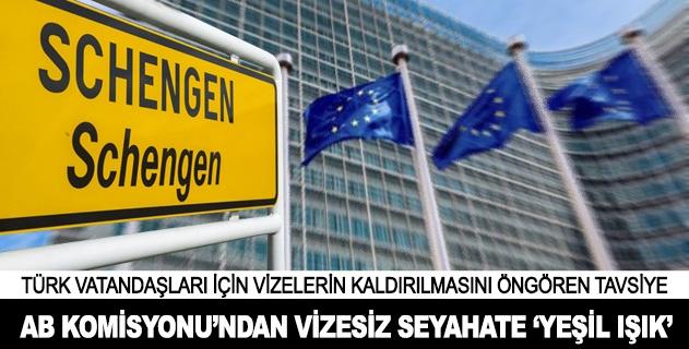 AB, Türk vatandaşlarına vize kararını açıkladı