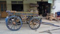 At arabası üretimini dekoratife dönüştürünce işleri açıldı