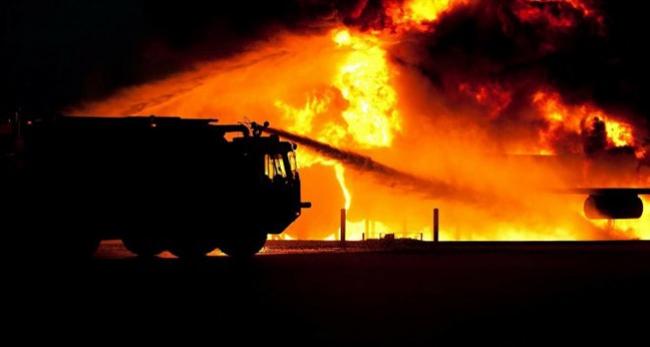 Güney Korede kimya fabrikasında patlama