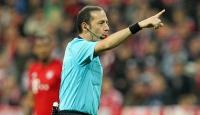 Bayern Münihten Cüneyt Çakıra eleştiri