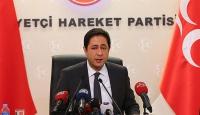 MHPden eski Anayasa Mahkemesi Başkanı Haşim Kılıça tepki
