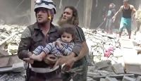 Suriye rejimi, 905 bin kişiye insani yardımı engelliyor