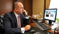 Çavuşoğlu, Suudi mevkidaşıyla telefonda görüştü