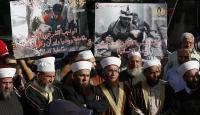 Müslüman alimlerden Halepe destek gösterisi