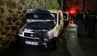 İstanbulda 5 araç kundaklandı