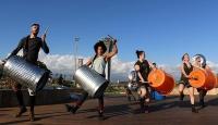 Dünyaca ünlü ritim grubu Stomp, EXPOda