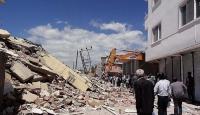 43 kişinin öldüğü bina kalitesiz çıktı