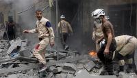 Esed rejimi Halepteki ateşkesi ihlal etti