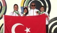 Atıcılıkta Genç Kız Milli Takımı dünya üçüncüsü oldu