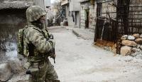 Nusaybinde terör operasyonu: 1 asker şehit
