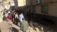 Suriyeden Kilise 4 roket mermisi atıldı
