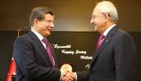 Kılıçdaroğlu, Başbakan Davutoğlunu aradı