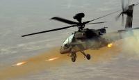 DAİŞ ile mücadelede Apaçi helikopterler kullanılacak