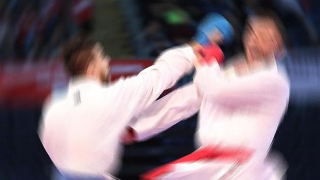 Avrupa Karate Şampiyonasında 5 milli karateci finalde